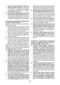 BlackandDecker Sega Circolare- Ks1300 - Type 1 - Instruction Manual (Romania) - Page 6