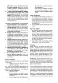 BlackandDecker Sega Circolare- Ks1300 - Type 1 - Instruction Manual (Romania) - Page 7