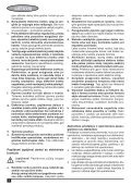 BlackandDecker Sega Circolare- Cd602 - Type 3 - Instruction Manual (Lituania) - Page 6