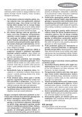 BlackandDecker Sega Circolare- Cd602 - Type 3 - Instruction Manual (Lituania) - Page 7