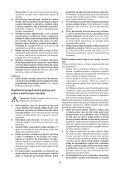 BlackandDecker Sega Circolare- Ks1600lk - Type 1 - Instruction Manual (Slovacco) - Page 5