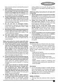 BlackandDecker Sega Circolare- Cd602 - Type 1 - Instruction Manual (Europeo Orientale) - Page 7