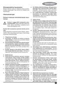 BlackandDecker Sega Circolare- Cd601 - Type 3 - Instruction Manual (Europeo Orientale) - Page 5