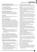 BlackandDecker Sega A Scure- Cs355 - Type 1 - Instruction Manual (Inglese) - Page 5