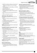 BlackandDecker Sega A Scure- Cs355 - Type 1 - Instruction Manual (Inglese) - Page 7