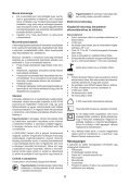 BlackandDecker Utensile Multifunzione- Hpl108 - Type H1 - Instruction Manual (Ungheria) - Page 6