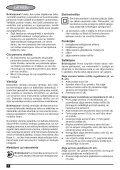 BlackandDecker Maschera Da Taglio- Ks500 - Type 1 - Instruction Manual (Lettonia) - Page 6