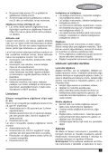 BlackandDecker Maschera Da Taglio- Ks500 - Type 1 - Instruction Manual (Lettonia) - Page 7