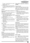BlackandDecker Maschera Da Taglio- Ks500 - Type 1 - Instruction Manual (Balcani) - Page 7