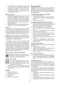 BlackandDecker Maschera Da Taglio- Ast7xc - Type 1 - Instruction Manual (Ungheria) - Page 5