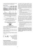 BlackandDecker Maschera Da Taglio- Ast7xc - Type 1 - Instruction Manual (Ungheria) - Page 7