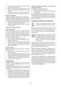 BlackandDecker Maschera Da Taglio- Ks800e - Type 1 - Instruction Manual (Romania) - Page 6