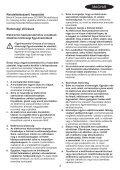 BlackandDecker Sega- Ks890gt - Type 1 - Instruction Manual (Ungheria) - Page 3