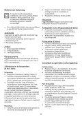 BlackandDecker Sega- Ks890gt - Type 1 - Instruction Manual (Ungheria) - Page 6