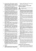 BlackandDecker Seghetto Alternativo A Batteria- Hpl10rs - Type H1 - Instruction Manual (Polonia) - Page 5