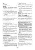 BlackandDecker Seghetto Alternativo A Batteria- Hpl10rs - Type H1 - Instruction Manual (Polonia) - Page 7