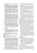 BlackandDecker Maschera Da Taglio- Ks602e - Type 1 - Instruction Manual (Romania) - Page 5