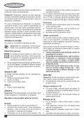 BlackandDecker Sega Taglio- Ks880ec - Type 2 - Instruction Manual (Balcani) - Page 6
