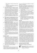 BlackandDecker Utensile Multifunzione- Mt250 - Type 1 - Instruction Manual (Romania) - Page 6