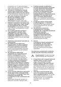 BlackandDecker Seghetto Alternativo- Rs1050e(K) - Type 1 - Instruction Manual (Ungheria) - Page 5