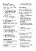BlackandDecker Seghetto Alternativo- Rs1050e(K) - Type 1 - Instruction Manual (Ungheria) - Page 7