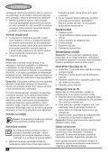 BlackandDecker Maschera Da Taglio- Ks777 - Type 1 - Instruction Manual (Balcani) - Page 6