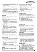 BlackandDecker Maschera Da Taglio- Ks777 - Type 1 - Instruction Manual (Balcani) - Page 7