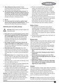 BlackandDecker Maschera Da Taglio- Ks888e - Type 1 - Instruction Manual (Europeo) - Page 5