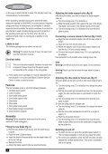 BlackandDecker Maschera Da Taglio- Ks888e - Type 1 - Instruction Manual (Europeo) - Page 6