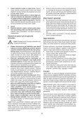 BlackandDecker Maschera Da Taglio- Kstr8k - Type 1 - Instruction Manual (Turco) - Page 5