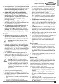 BlackandDecker Utensile Multifunzione- Mt250 - Type 1 - Instruction Manual (Inglese) - Page 5