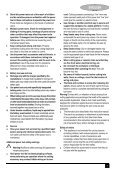 BlackandDecker Sega Orizzontale- Chs6000---A - Type H1 - Instruction Manual (Europeo) - Page 5