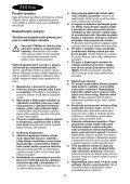 BlackandDecker Maschera Da Taglio- Ks2005ek - Type 1 - Instruction Manual (Czech) - Page 4