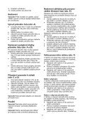 BlackandDecker Maschera Da Taglio- Ks2005ek - Type 1 - Instruction Manual (Czech) - Page 7