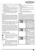BlackandDecker Utensile Multifunzione- Mt250 - Type 1 - Instruction Manual (Europeo Orientale) - Page 7
