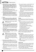 BlackandDecker Sega Taglio- Rs890 - Type 1 - Instruction Manual (Europeo) - Page 4