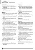 BlackandDecker Sega Taglio- Rs890 - Type 1 - Instruction Manual (Europeo) - Page 6