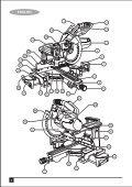 BlackandDecker Sega Taglio Angolare- Sms254 - Type 1 - Instruction Manual (Inglese - Arabo) - Page 2