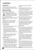 BlackandDecker Sega Taglio Angolare- Sms254 - Type 1 - Instruction Manual (Inglese - Arabo) - Page 6