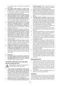 BlackandDecker Sega Taglio- Ks880ec - Type 2 - Instruction Manual (Romania) - Page 4