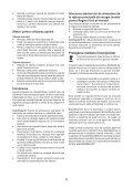 BlackandDecker Sega Taglio- Ks880ec - Type 2 - Instruction Manual (Romania) - Page 6