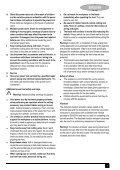 BlackandDecker Maschera Da Taglio- Ks900el - Type 1 - Instruction Manual (Europeo) - Page 7
