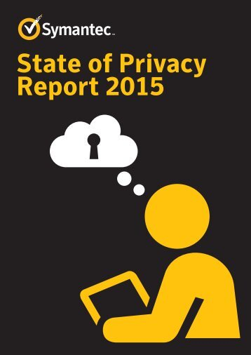 State of Privacy Report 2015