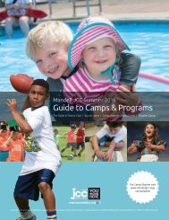 Guide to Camps & Programs