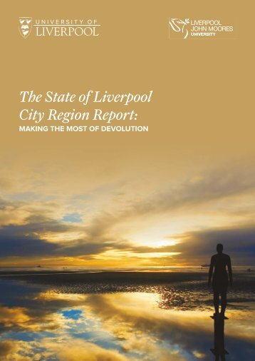 The State of Liverpool City Region Report