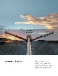 Ausenco Rylson Brochure (Web spreads)