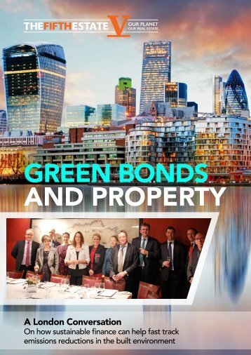 green Bonds anD Property
