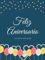 Feliz Aniversario Christian Javier !