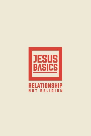 Jesus Basics