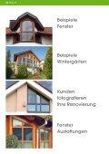 PORTAS Fenster-Renovierung - Seite 2